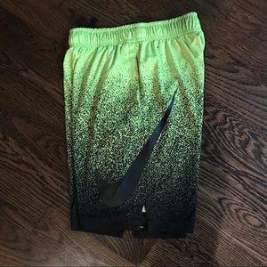 Nike Dri-fit shorts size large